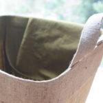 竹ランドリーボックス