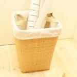 竹ランドリーボックス-中布取り外しタイプ-